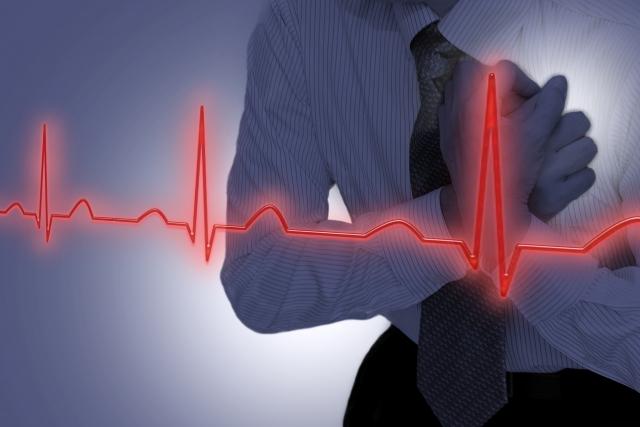 心臓病とED