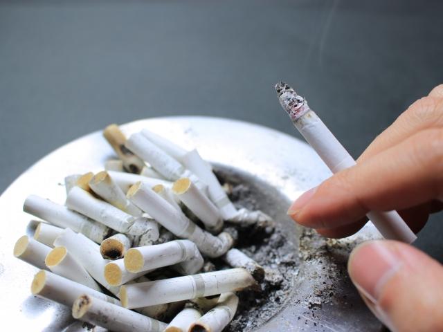 煙草による勃起不全